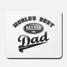 Best Mailman/Dad Mousepad