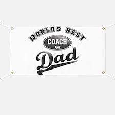 Best Coach/Dad Banner