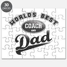 Best Coach/Dad Puzzle