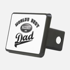 Best Machinist/Dad Hitch Cover