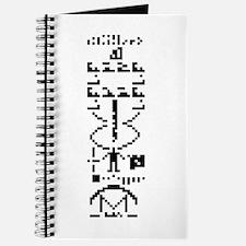 Arecibo Binary Message 1974 Journal
