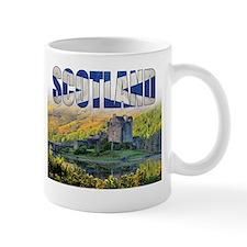 Scot Castle Mugs