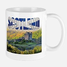 Scot Castle Mugs