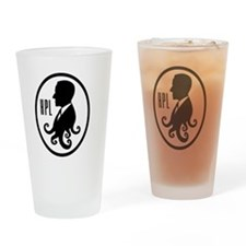 HP Lovecraft Drinking Glass