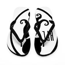 HP Lovecraft Flip Flops