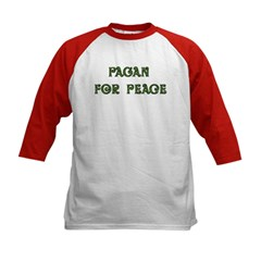 Pagan For Peace Tee