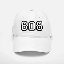 808 Baseball Baseball Cap