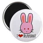 I Love Bunnies 2.25