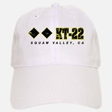 Ski Squaw Valley, KT-22 Baseball Baseball Cap