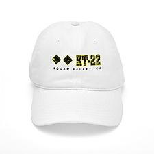 Ski Squaw Valley, KT-22 Baseball Cap