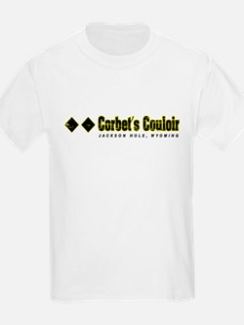 Ski Jackson Hole, Corberts Couloir T-Shirt