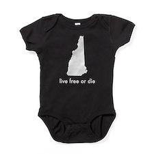 NH2.png Baby Bodysuit