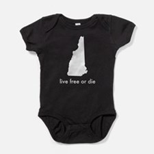 NH2.png Baby Bodysuit