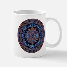 Lakshmi Yantra Mandala- Lapis Mugs