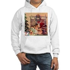 The Night Before Christmas - A V Jumper Hoody