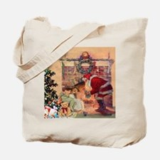 The Night Before Christmas - A Visit From Tote Bag