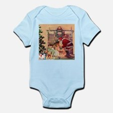 The Night Before Christmas - A Vis Infant Bodysuit