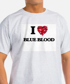 I Love Blue Blood T-Shirt