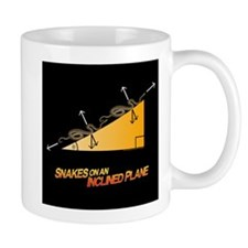 Snakes/Inclined Plane Mug