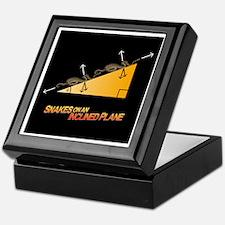 Snakes/Inclined Plane Keepsake Box