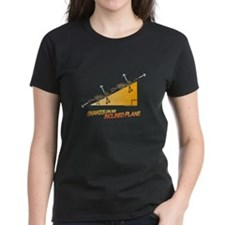 Snakes/Inclined Plane Tee
