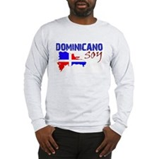 Dominicano soy Long Sleeve T-Shirt