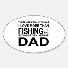 DAD - THERE AREN'T MANY THINGS I LK Decal