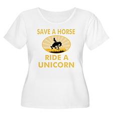 Unicorn Plus Size T-Shirt