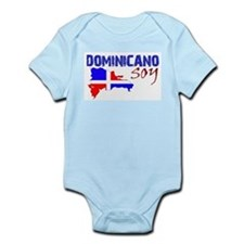 Dominicano soy Body Suit