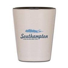 Southampton - Long Island. Shot Glass