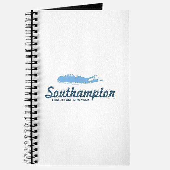 Southampton - Long Island. Journal