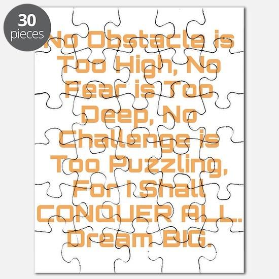 Conquer All Puzzle