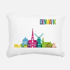Denmark Rectangular Canvas Pillow