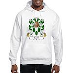 Bazin Family Crest Hooded Sweatshirt