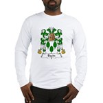 Bazin Family Crest Long Sleeve T-Shirt