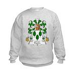 Bazin Family Crest Kids Sweatshirt