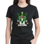 Bazin Family Crest Women's Dark T-Shirt