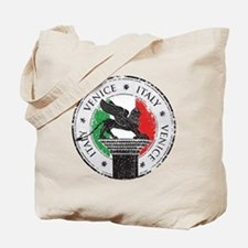 Venice Italy Stamp Tote Bag