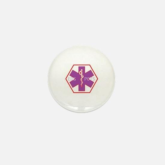 EDS POTS ALERT Mini Button