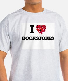 I Love Bookstores T-Shirt