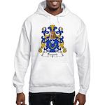 Bayard Family Crest Hooded Sweatshirt