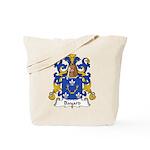 Bayard Family Crest Tote Bag