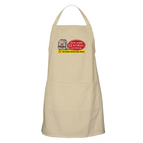 New York Central 2 BBQ Apron
