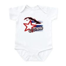 Funny Castro Infant Bodysuit