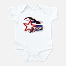 Hispanic heritage Infant Bodysuit