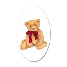 Teddy - My First Love Wall Decal