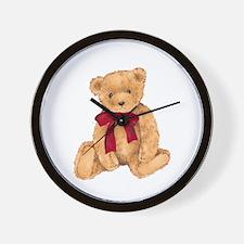 Teddy - My First Love Wall Clock