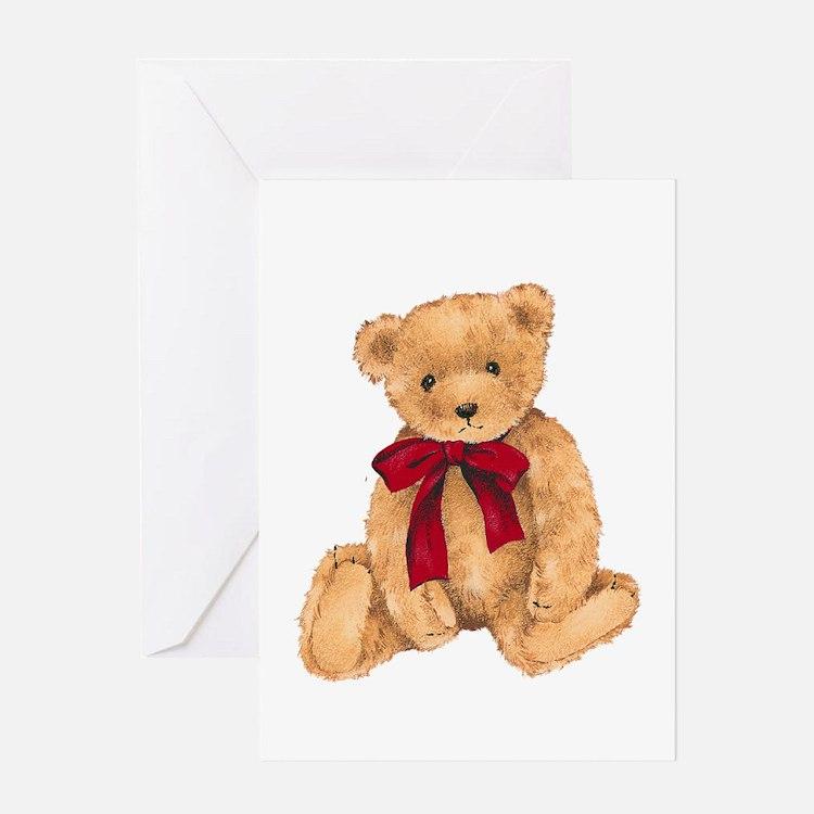 Teddy - My First Love Greeting Card