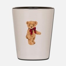 Teddy - My First Love Shot Glass