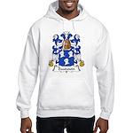 Baudouin Family Crest Hooded Sweatshirt